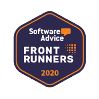 ZenHR - Software Advice Front Runners Award