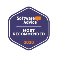 ZenHR - Software Advice Most Recommended Award